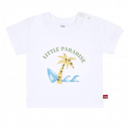 Camiseta Paradise Condor