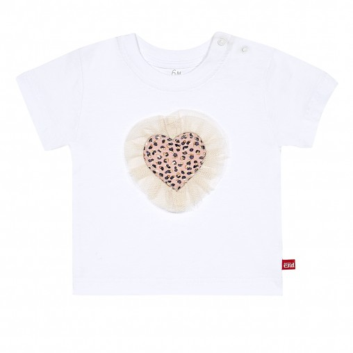 Camiseta corazón Condor