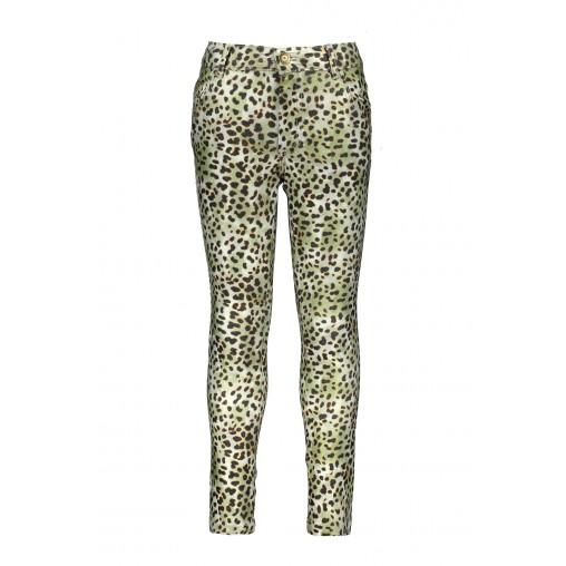 Pantalón leopardo Like Flo