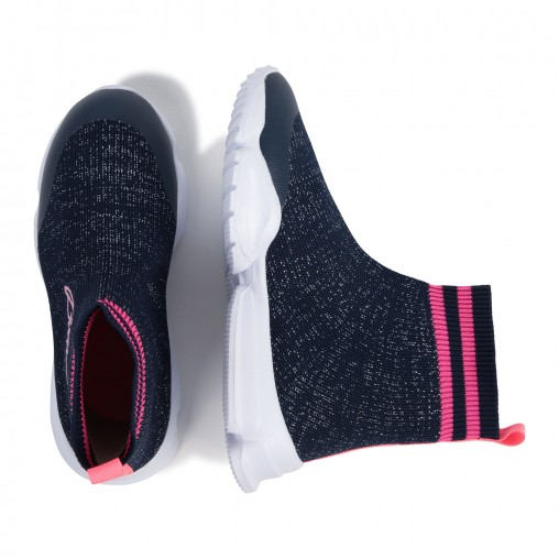 Baskets de calcetín...