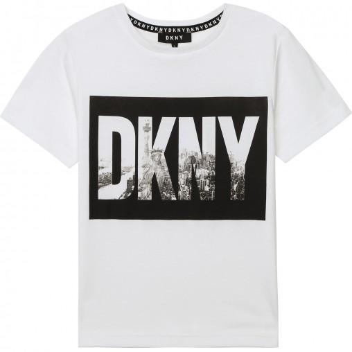 Camiseta niño DKNY