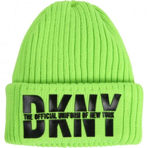 Gorro verde DKNY