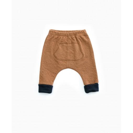 Pantalón bicolor Play Up