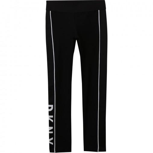 Leggings detalle blanco DKNY
