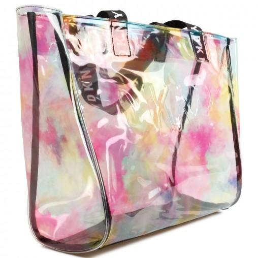 Shopping bag plastificado DKNY
