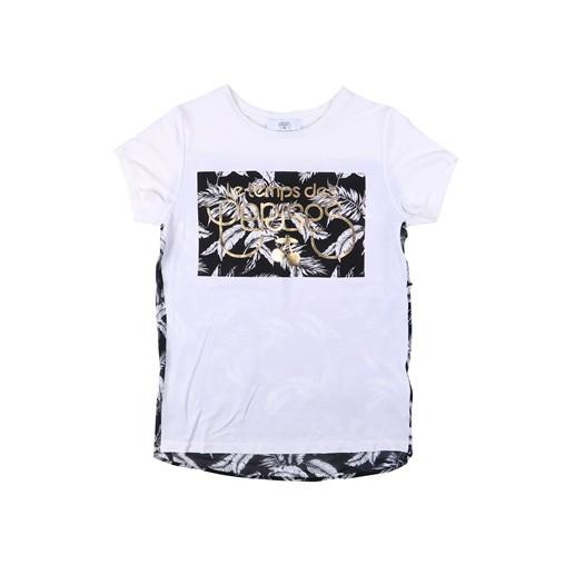 Camiseta combinada Le Temps