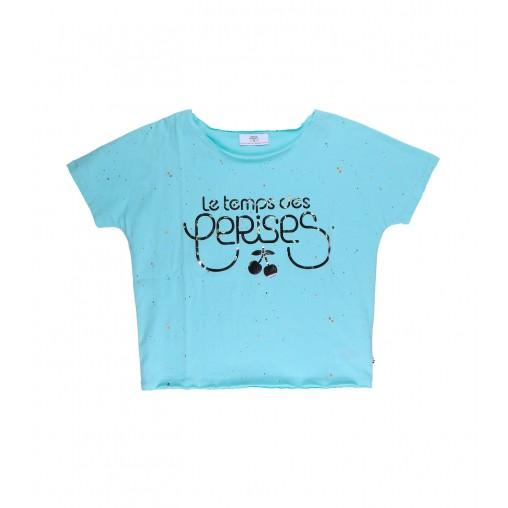 Camiseta mint Le Temps