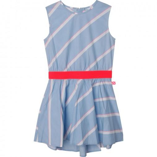 Vestido azul Billieblush