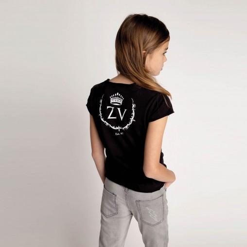 Camiseta negra Zadig