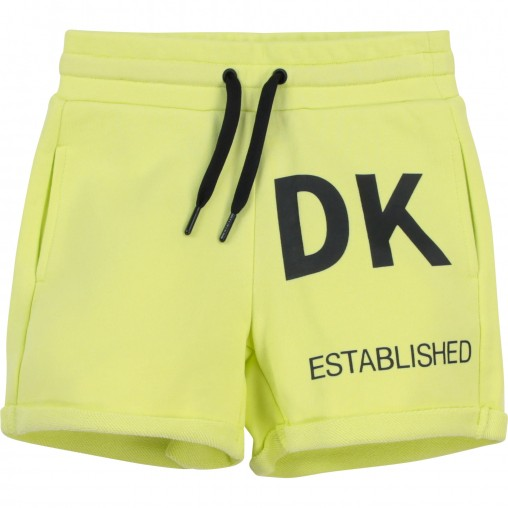 Short amarillo DKNY