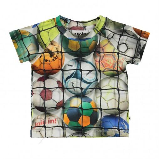 Camiseta Emmett Footballs Molo