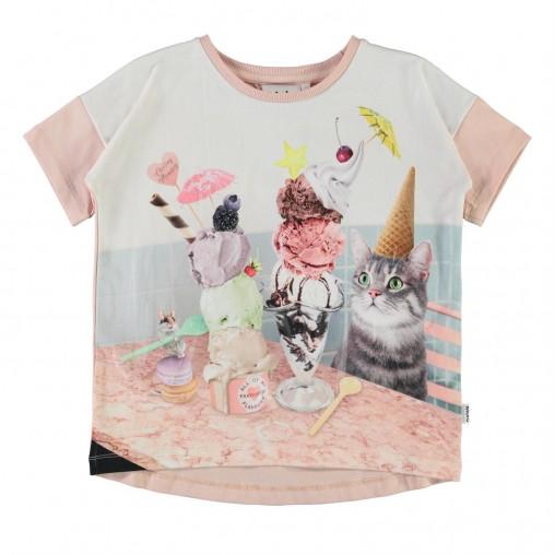 Camiseta Raeesa Molo