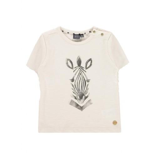 Camiseta cebra Babyface