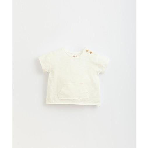 Camiseta blanca Play Up