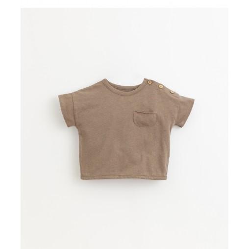 Camiseta bolsillo Play Up