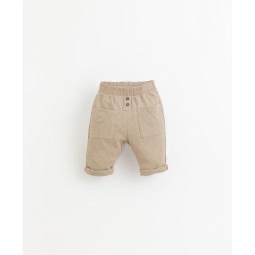 Pantalón ancho Play Up