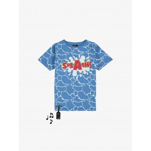 Camiseta sonido Splash Yporque
