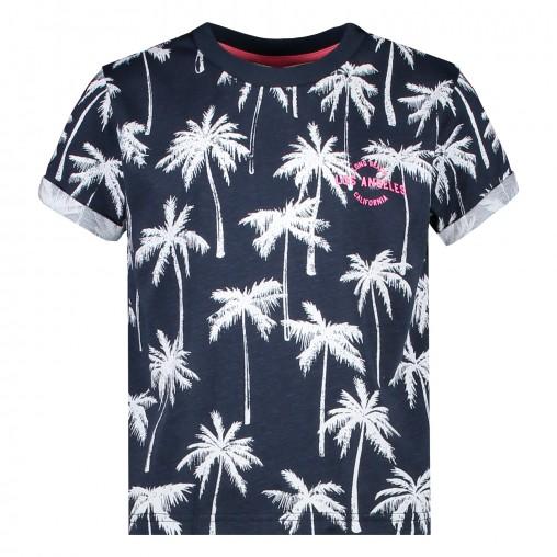 Camiseta palmeras Cars