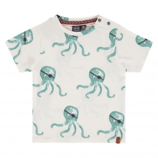 Camiseta pulpos Babyface