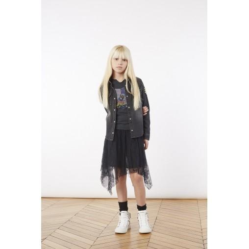 Falda de blonda - ZADIG &...