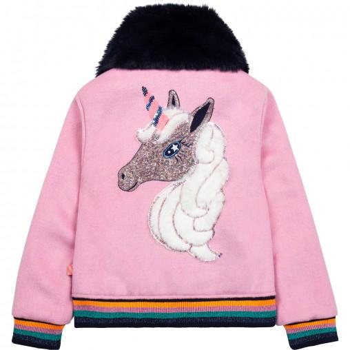 Bomber unicornio Billieblush