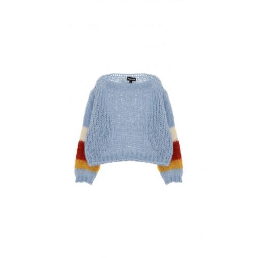 Jersey tricot niña Please