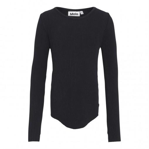 Camiseta Rochelle negra Molo