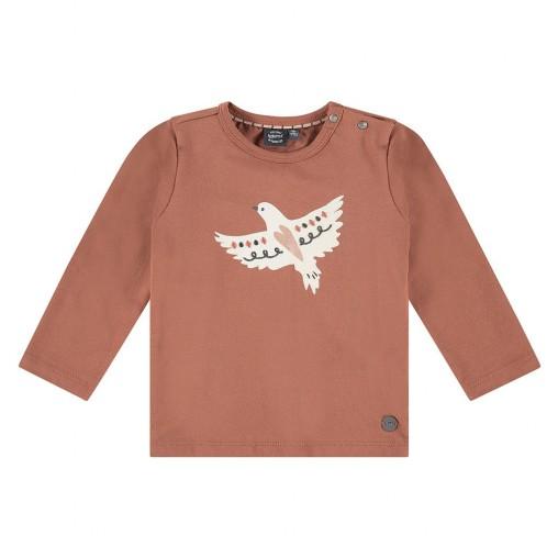 Camiseta pájaro Babyface
