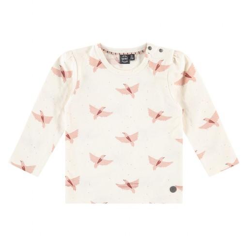 Camiseta pájaros Babyface