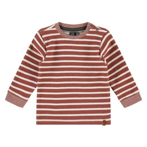 Camiseta rayas teja Babyface