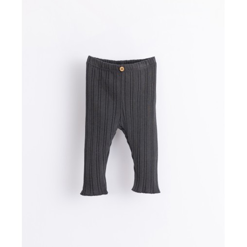 Legging canalé Play Up