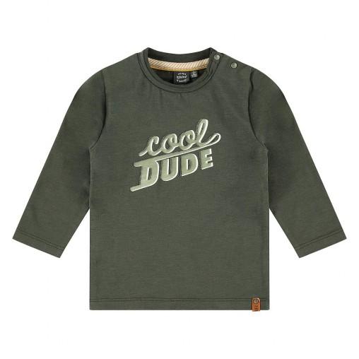 Camiseta 'Cool dude' verde...