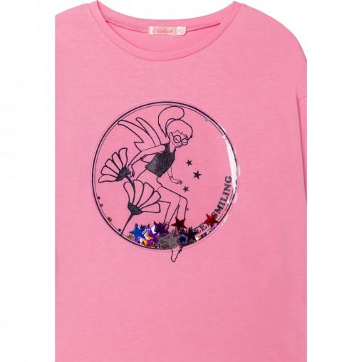 Camiseta estrellas Billieblush