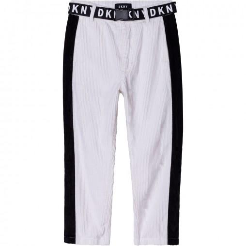 Pantalón pana niña DKNY