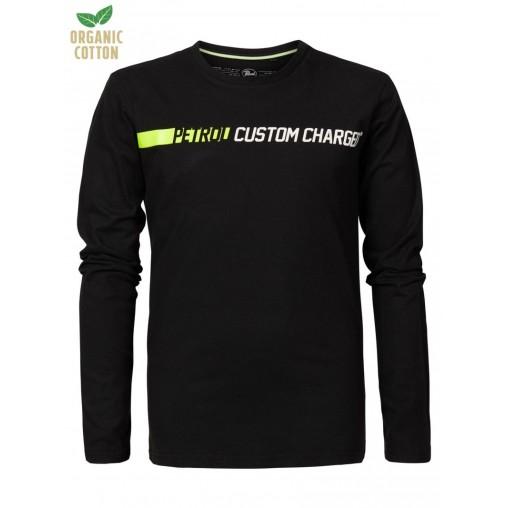 Camiseta 'custom charged'...