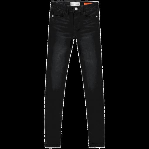 Jeans Super Skinny negro Cars