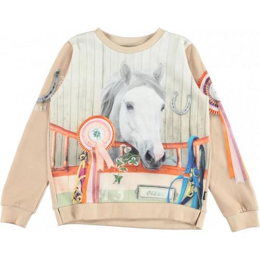 Sudadera Pony Society Molo