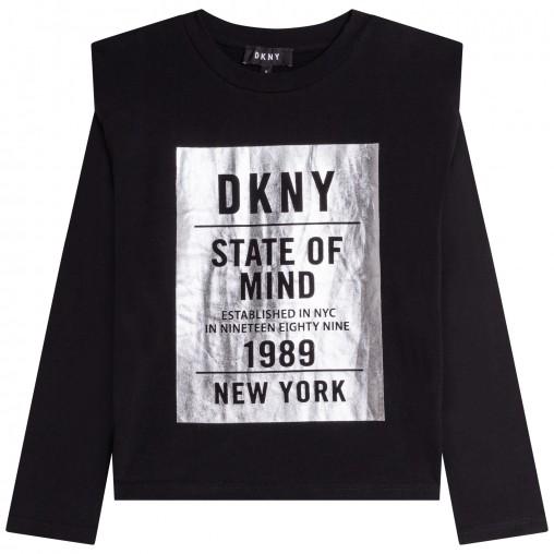 Camiseta hombreras DKNY
