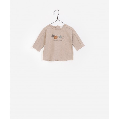 Camiseta de algodón...