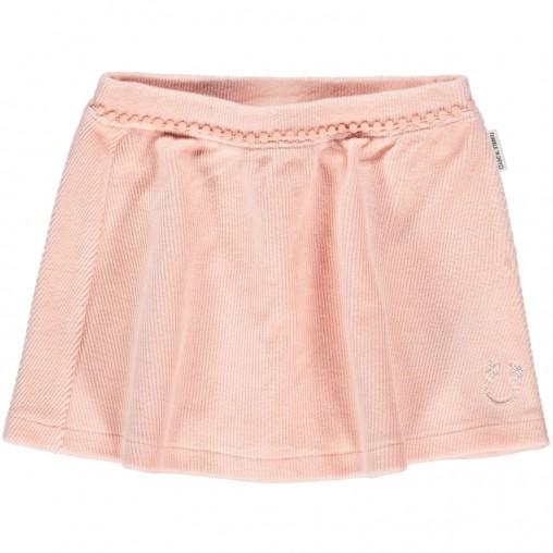 Minifalda de terciopelo...