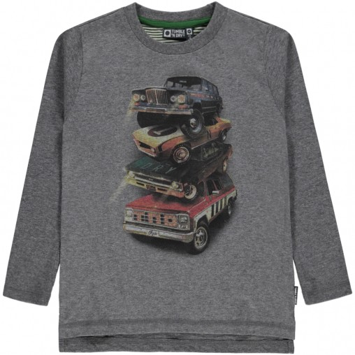 Camiseta coches - Tumble'N Dry