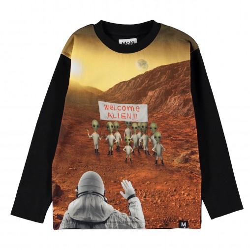 Camiseta Marte - Molo