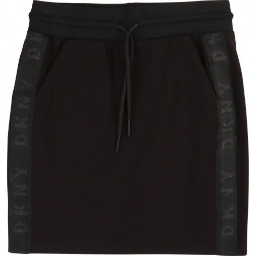 Falda elástica logo DKNY  -...