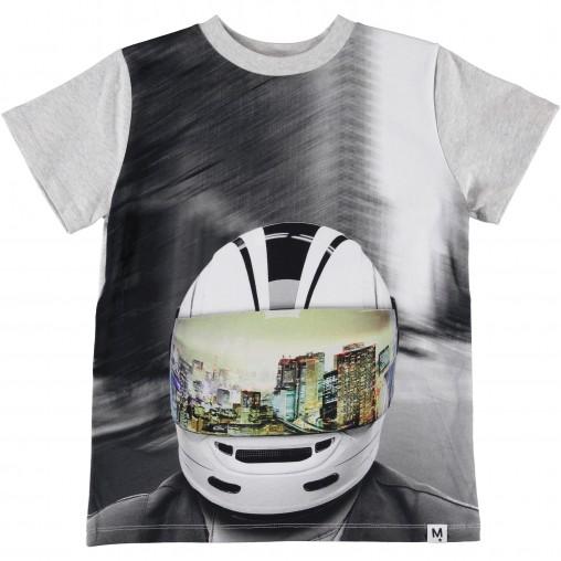 Camiseta casco Molo