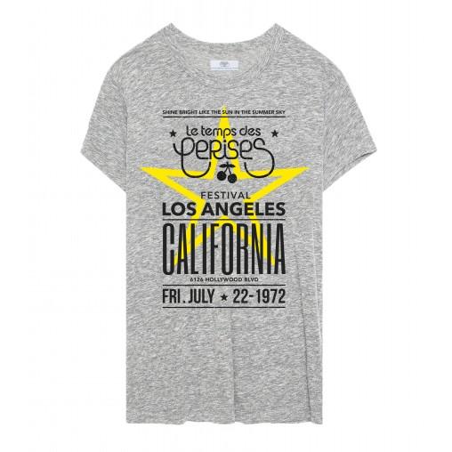Camiseta Le temps des Cerises